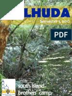 AlHuda Mag, Sem 1, 2012