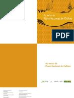 As Metas Do Plano Nacional de Cultura