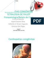 Tetralogia de fallot - Genética