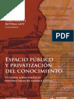 Gentili Levy - Espacio Publico