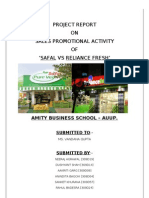 20684119 Sales Management Project