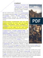 Cavalaria e Infantaria Medieval