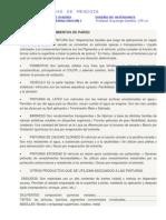 Pinturas y Revestimientos (apunte).-