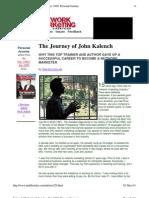 John Kalench - Nm Lifestyles