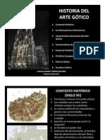 Unidad 5 2 Historia del Arte Gótico Carlos Mario Tobón Roldán