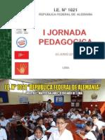 Jornada Pedagogica 01 de Junio 2012