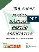 Associativismo e Cooperativismo - Noções básicas