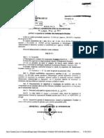 ORDIN MAI 654 Din 2011 Jandarmerie