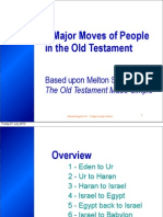 7 Major Old Testament Moves