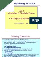 Carb Metabolism