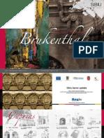 SIBIU - Brosura Brukenthal