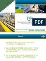 TRANSPORTE DE CO2 POR TUBERÍA 3