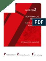 NV200 Manual Set - Section 2 - Field Service Manual