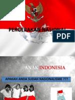 Kebangkitan Nasionalisme Indonesia