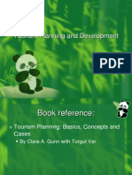 Chapter 4 Tourism Planning and Development