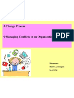 HBO- change process, managing conflict.ppt