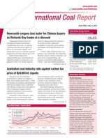 Intl Coal Report 2011