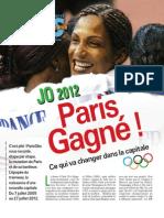 JO 2012. Paris Gagné !