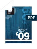 Research Report 2009
