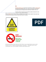 Bahaya Gas Klorin