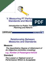 Measuring PT Performance