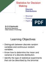 Discrete Distribution