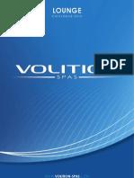 VOLITION SPAS - Catalog Lounge