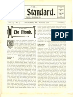 The Bible Standard March 1908
