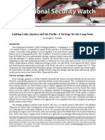 Linking Latin America and the Pacific—Strategy for the Long Term