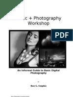 Basic+ Photography Workshop Module