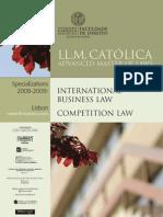 Brochura LL.M 0809