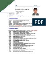 CV Ing Sanitario Eleazar Lozano