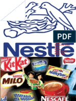 Marketing Project on Nestle