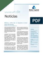 Boletín 3° trimestre 2011