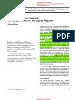 National Publishing Case