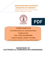 scsvmv university ece syllabus