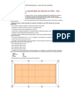 Dimensionamento e Quantificação dos Materiais do SPDA