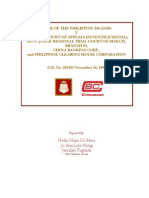 Bpi v. CA Written Report