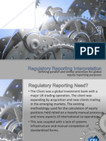 Regulatory Interpretation