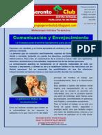 Comunicación y Envejecimiento