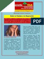 Entre el Cuidar y la Depresión