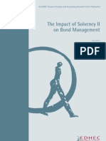 EDHEC Position Paper Solvency II ENG