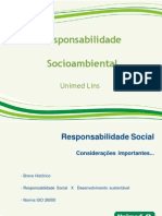 Apresentação equipe UNIMED - 2012