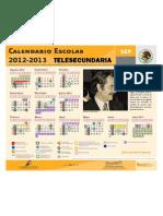 Calendario TS 2012-2013