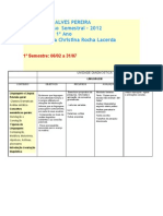 Plano de Curso Médio 1ºsemestre - OAP p up