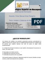 UNIDAD 4- Workflow-Sistemas de Información