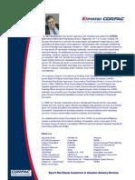 George Dussias Senior Valuation Consultant Ktimatiki Corfac International Greece