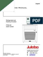 Julabo Manual