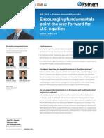 Putnam Research Fund Q&A Q3 2012