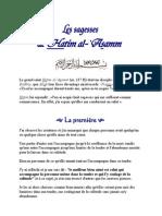 Les Sagesses de Hatim Al-Asamm